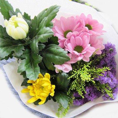 画像1: 【店頭予約】献花用 ご供花