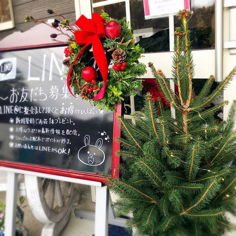 12月ですね☆【お店の様子】