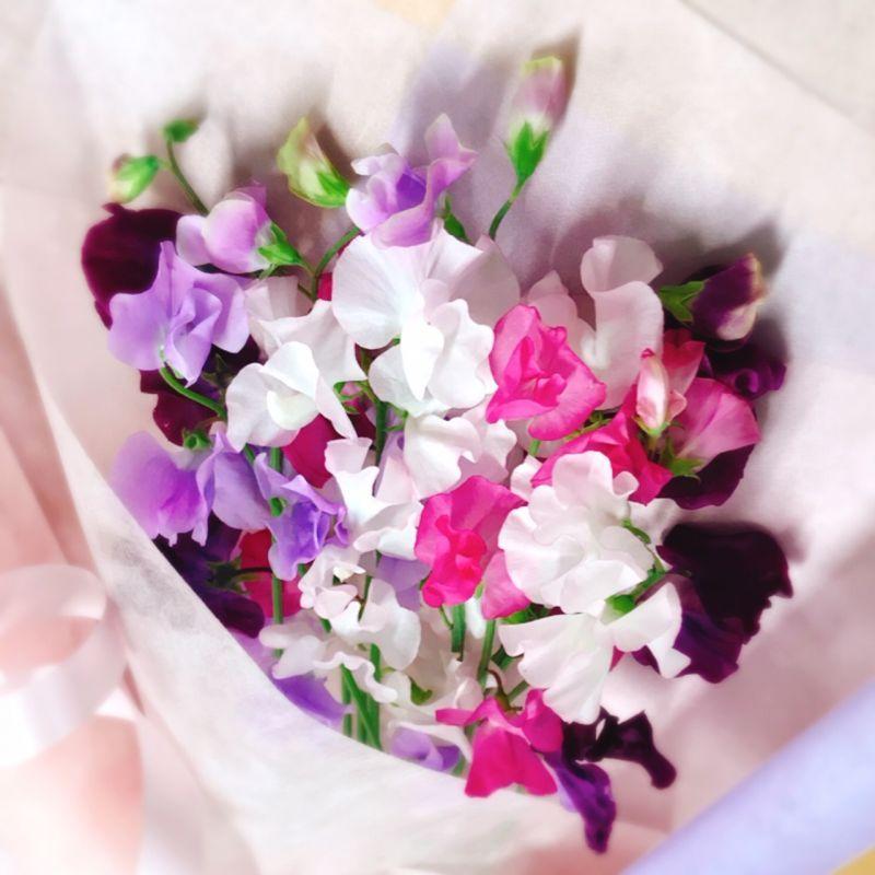 誰かにプレゼントしたくなる感動した花束